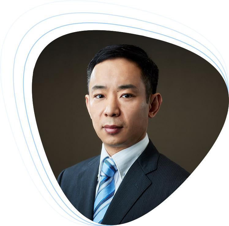 汇付天下副总裁姜靖宇